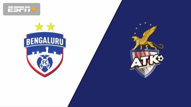 Bengaluru FC vs. ATK