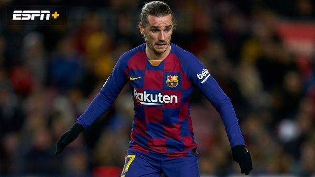 In Spanish - UD Ibiza vs. FC Barcelona (Round of 32) (Copa del Rey)