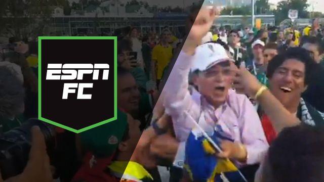 Thu, 6/28 - ESPN FC