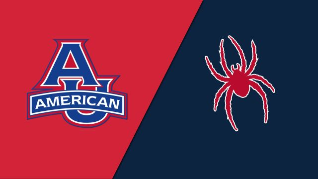 American vs. Richmond (W Lacrosse)