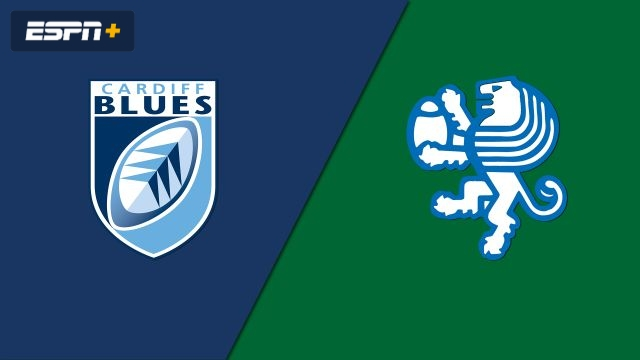Cardiff Blues vs. Benetton (Guinness PRO14 Rugby)