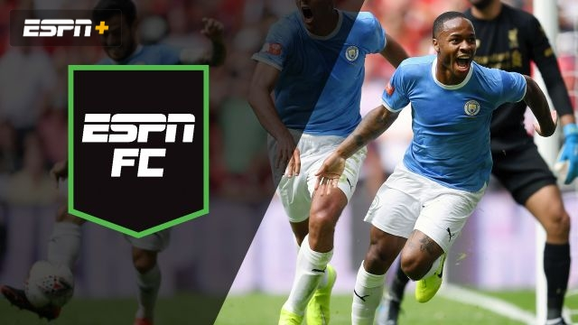 Sun, 8/4 - ESPN FC: Another day, another trophy