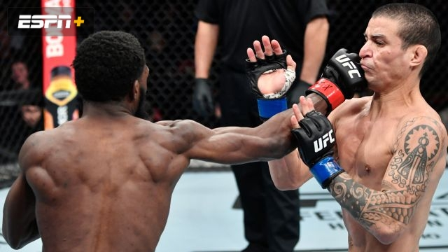 UFC Fight Night presented by U.S. Army: Blaydes vs. Dos Santos (Prelims)