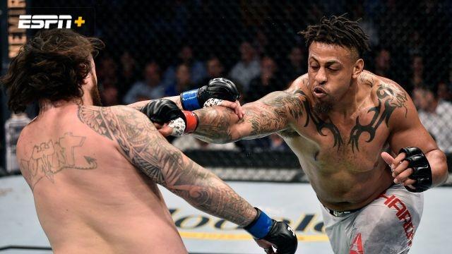 Greg Hardy vs. Ben Sosoli (UFC Fight Night: Reyes vs. Weidman)