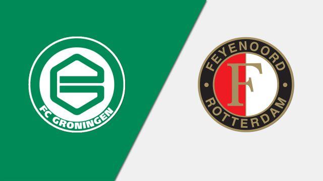 Groningen vs. Feyenoord (Eredivisie)