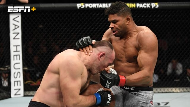 In Spanish - UFC Fight Night: Overeem vs Oleinik (Main Event)