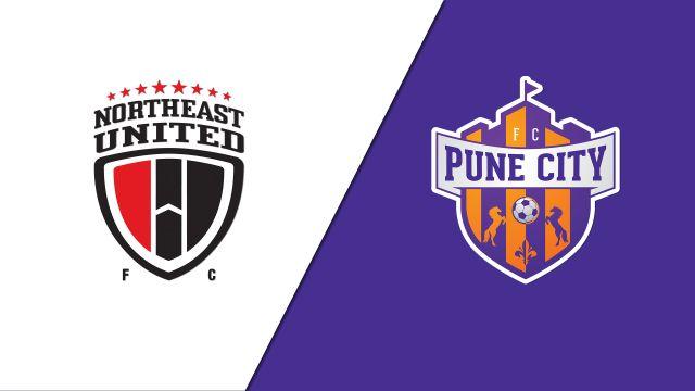 NorthEast United FC vs. FC Pune City (Indian Super League)