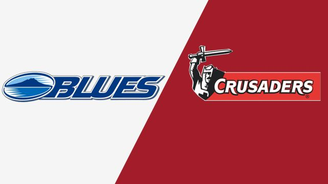 Blues vs. Crusaders (Super Rugby)