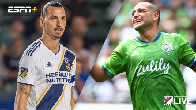 LA Galaxy vs. Seattle Sounders FC (MLS)