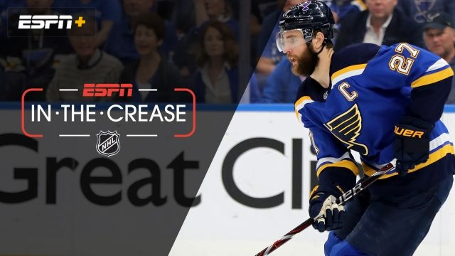 Sat, 5/18 - In the Crease: Blues look to knot things up