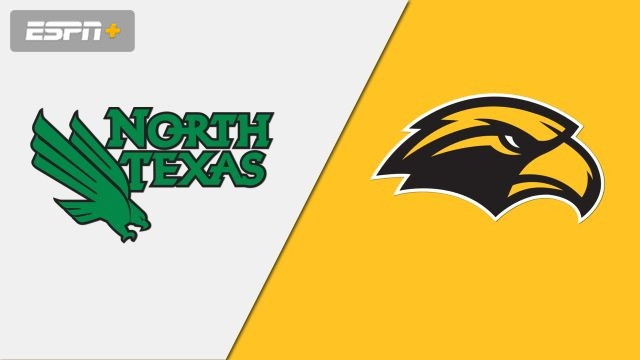 North Texas vs. Southern Miss (M Basketball)