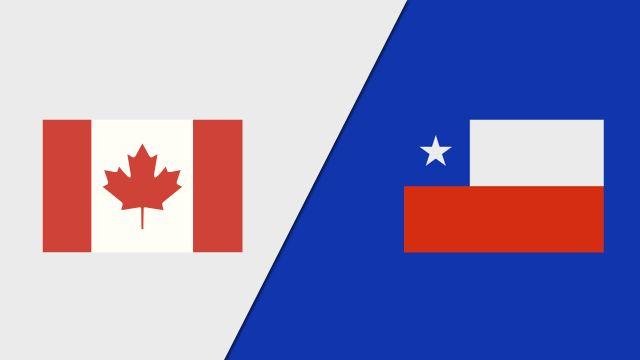Canada vs. Chile