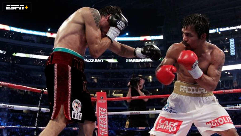 Pacquiao vs Margarito