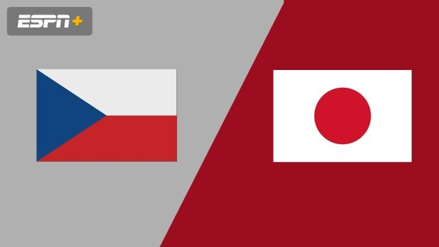 Czech Republic vs. Japan (Group Phase)
