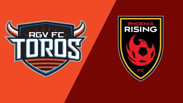 Rio Grande Valley FC vs. Phoenix Rising FC