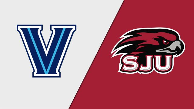 Villanova vs. Saint Joseph's (Softball)