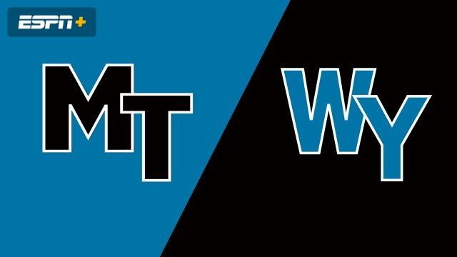Billings, MT vs. Gillette, WY (Northwest Regional)