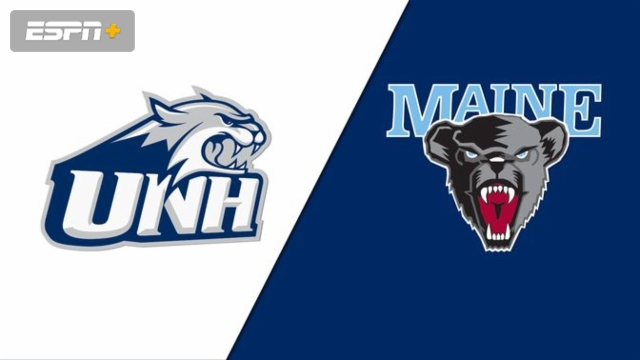 New Hampshire vs. Maine (M Basketball)