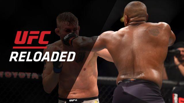 UFC 192: Cormier vs. Gustafsson
