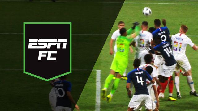 Sat, 6/9 - ESPN FC