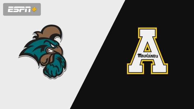Coastal Carolina vs. Appalachian State (W Basketball)