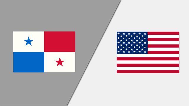Panama vs. USA (FIBA World Cup Qualifier)