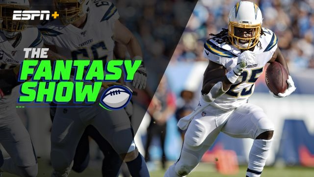 Thu, 10/24 - The Fantasy Show: Week 8 loves & hates