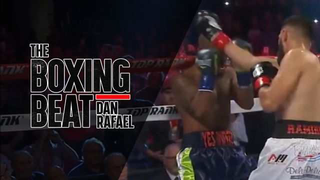 Tue, 6/26 - The Boxing Beat with Dan Rafael