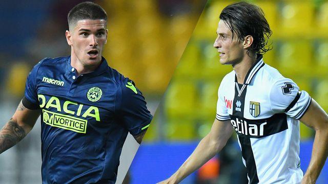 Udinese vs. Parma
