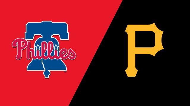 Philadelphia Phillies vs. Pittsburgh Pirates