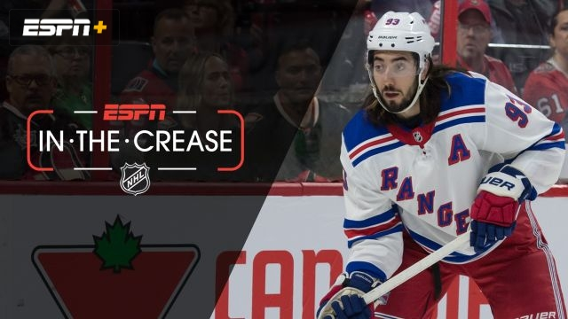 Sun, 10/6 - In The Crease: Zibanejad's big night