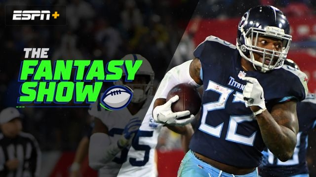 Mon, 8/5 - The Fantasy Show: Matthew Berry's guide to dominating your draft