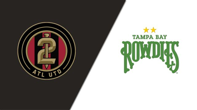 Atlanta United FC 2 vs. Tampa Bay Rowdies (USL Championship)