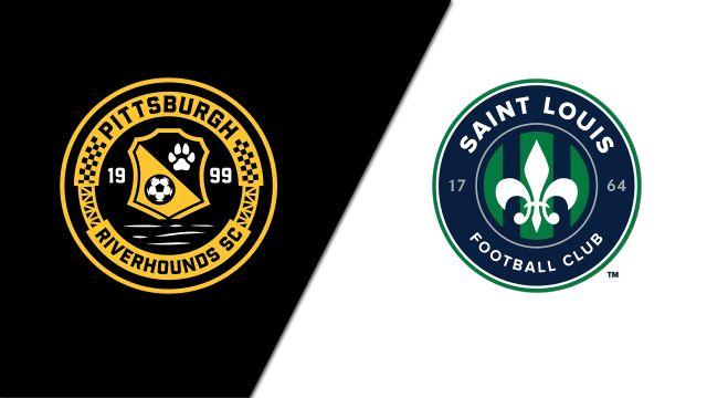 Pittsburgh Riverhounds SC vs. Saint Louis FC (USL Championship)