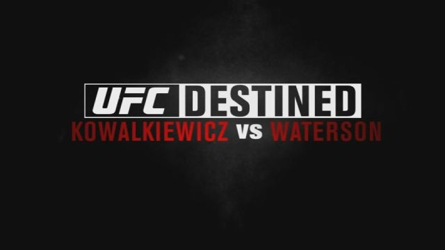 UFC Destined: Kowalkiewicz vs Waterson  (Part 2)