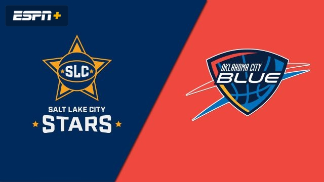 Salt Lake City Stars vs. Oklahoma City Blue