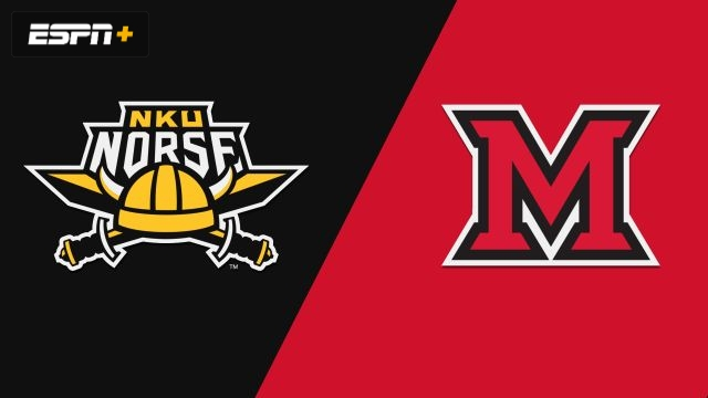 Northern Kentucky vs. Miami (OH) (M Basketball)