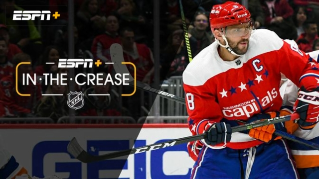 Tue, 2/11 - In the Crease: Ovechkin stuck at 698 goals