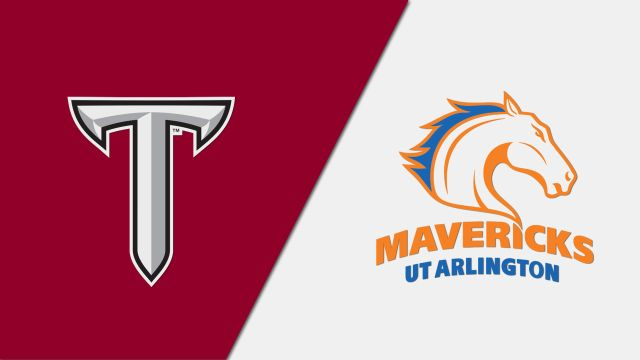 Troy vs. UT Arlington (First Round) (W Volleyball)