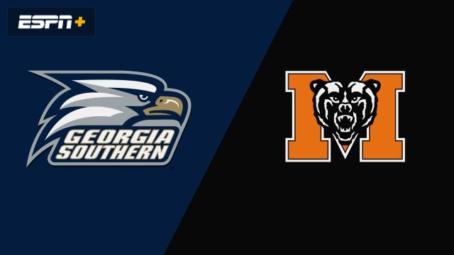 Georgia Southern vs. Mercer (W Basketball)