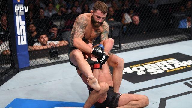 UFC 239: Sanchez vs. Chiesa