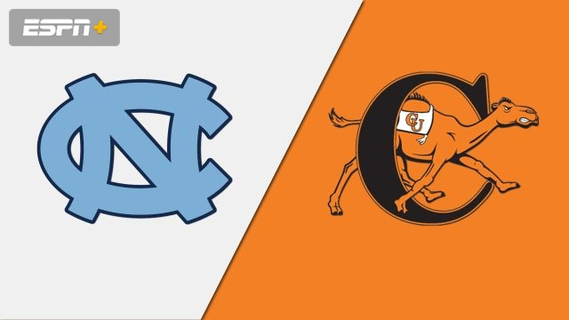 #21 North Carolina vs. Campbell (M Soccer)