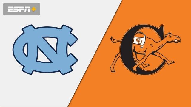 #21 North Carolina vs. Campbell (M Soccer)