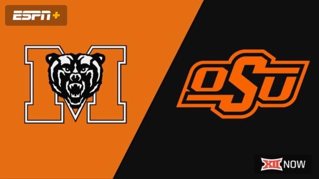 Mercer vs. #12 Oklahoma State (Softball)