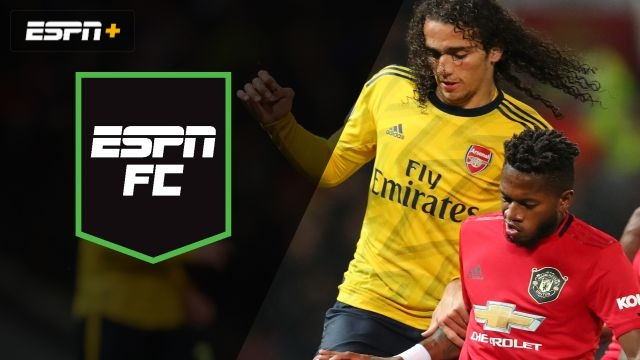 Mon, 9/30 - ESPN FC: Fallen giants clash