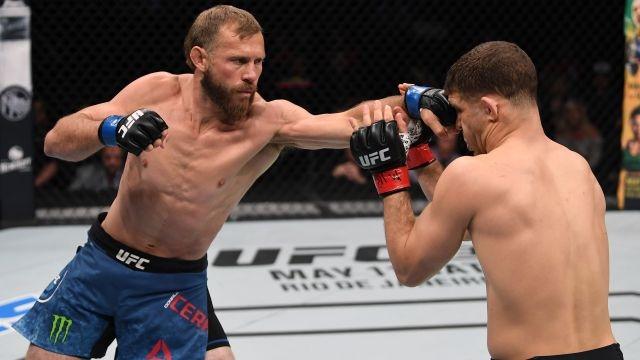 UFC Fight Night: Iaquinta vs. Cerrone (Main Event)