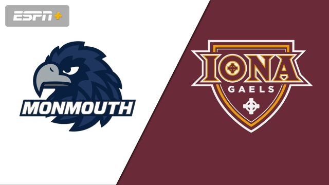 Monmouth vs. Iona (M Basketball)