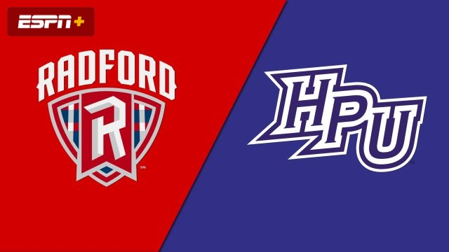 Radford vs. High Point (W Soccer)