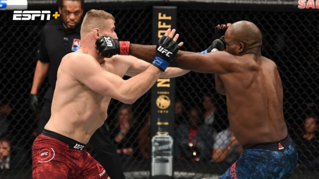 Corey Anderson vs. Jan Blachowicz  (UFC Fight Night: Anderson vs. Blachowicz 2)