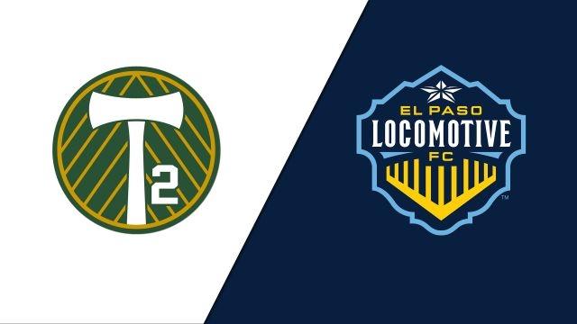 Portland Timbers 2 vs. El Paso Locomotive FC (USL Championship)